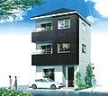 上大岡駅まで平坦徒歩13分・生活便利な立地の新築戸建