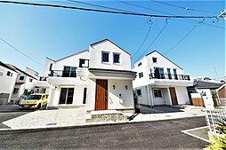 MELDIA横濱三ツ沢 ~7つの白い邸宅~ あと3棟です