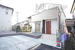 船橋市八木が谷2丁目 新築一戸建て ゆったり駐車スペース2台可...