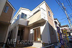 江戸川区東小岩1丁目 新築一戸建て 全居室南向きの明るいお家