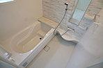 浴室乾燥機付で心地よいバスタイムを実現