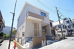 足立区神明南1丁目 新築一戸建て 4期 全1棟 食洗機あるのお家