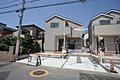 越谷市東大沢1丁目 新築一戸建て 第11期 全2棟 全居室ペアガラスのお家