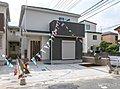 越谷市東柳田町 第1 新築一戸建て 全2棟 「越谷」駅徒歩5分の家