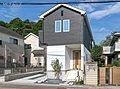 川口市差間2丁目 新築一戸建て 1期 全2棟 インナーバルコニーのあるお家