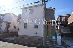 松戸市幸谷第1 新築一戸建て 全4棟 広いバルコニー付きのお家