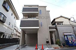 足立区東和1丁目 新築一戸建て 4期 全2棟 地震に強いお家