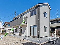 久喜市久喜北2丁目 第3 新築一戸建て 全1棟 駐車3台可のお家