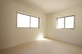 子ども部屋となる2階の洋室。