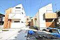 緑豊かな街並みと、利便性を兼ね備えた旭町新築戸建全4棟