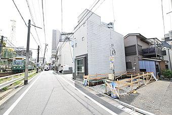 巣鴨新田駅徒歩1分/整形地/所有権