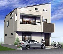 【南6m公道に面したデザイナーズ住宅】18帖のLDK 日当たり...