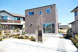 【Panasonic Homes】ソシエルみどりの 全邸200m2超のゆとりのある敷地 の外観