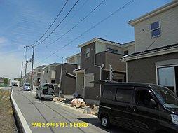 津田駅徒歩5分 12区画の分譲地