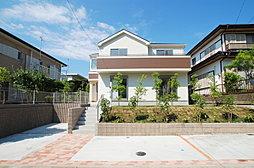 住宅性能評価を取得したカースペース2台と庭付き新築住宅