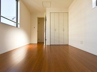暮らし心地を大きく左右する収納を適材適所に配置