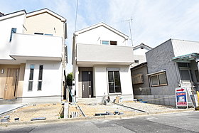 収納が充実した暮らしやすい新築一戸建て。