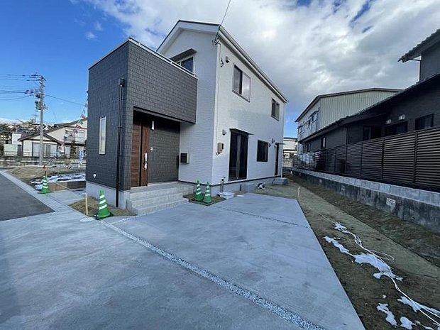 【前面道路】閑静な住宅地で叶える穏やかな新生活