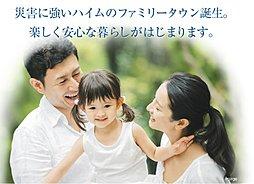 【セキスイハイム】ハイムスクエア豊田三軒町(建築条件付土地)