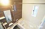 浴室  ゆったり浸かれる広々バスルーム♪浴室乾燥機完備♪