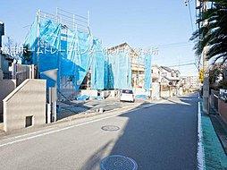申込み開始 【 敷地47坪以上のカースペース2台以上 】 グラ...