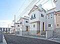 【 全17棟の整形地 】 綾瀬市大上1丁目 カースペースは2台可