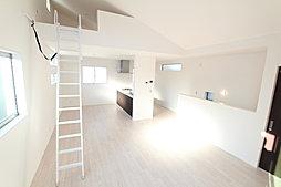 LDK20帖・カフェスタイルオープンキッチンでホームパーティー...