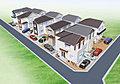 東原1丁目に10区画の大型開発分譲地の誕生です。