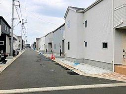 ◆静かな住環境の全35区画大型開発分譲地 寒川町
