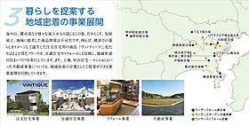 (3)暮らしを提案する地域密着の事業展開