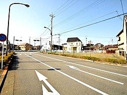 【敷地面積162.5坪の土地】昭島市田中町