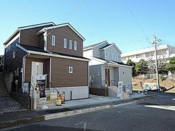 クレイドルガーデン市原市東国分寺台第1 新築分譲住宅(全2棟)