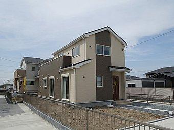 外観 耐震等級3取得の地震に強い家 ご内覧できます
