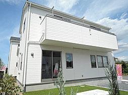 クレイドルガーデン木更津市久津間第4 新築分譲住宅(全2棟)