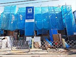 大田区南馬込1丁目の新築戸建 全4棟 駅徒歩8分 3LDK L...