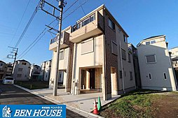 【全71棟】駅から平坦で徒歩16分の静かな住宅地に、大型分譲地...