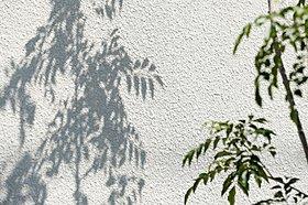 美しさを保つスランス生まれの高機能外壁「ジョリパット」採用。