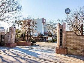 美園中学校まで3110m 1959年、当時の3つの中学校を統