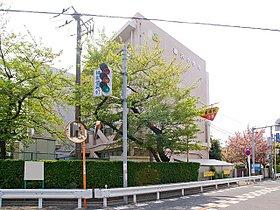 喜沢小学校まで750m 私たちは瞳キラキラ 笑顔きらきら 喜