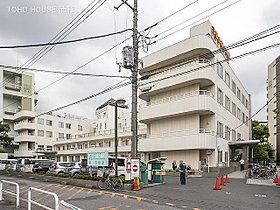三愛会総合病院まで1860m