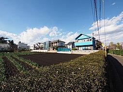 おウチ見つけた 「畑を眺めて暮らしましょ」 北府中駅徒歩15分...