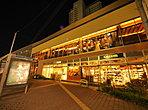 武蔵小金井駅の北口バスロータリーからも「nonowa」を利用できます。夜も明るい武蔵小金井は学習塾や音楽教室、英会話など習い事も充実してます。