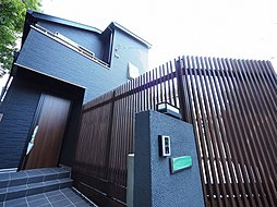 暮らしTown「静かな住宅街に佇む、大きなのウッドデッキが設置...