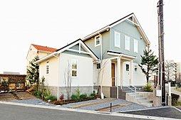 """""""わたしらしい""""暮らしのインターデコハウス。千葉県初、4棟建ち..."""