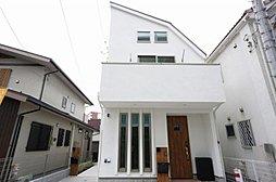 ☆京王線「国領」駅歩4分 国領3丁目 2階建て新築分譲住宅