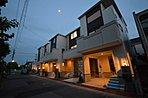 Tuxedo 現場コンセプト「tuxedo」趣味、趣向に重きを置き デザイン性と安らぎを求めるワンランク上の生活。街の中心に建つ、住宅の機能性を備えた「ブティックホテル」。