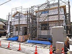 サンコート小倉北区上富野2丁目1・2・3号地の外観