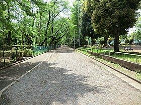富士森公園:徒歩10分(750m)