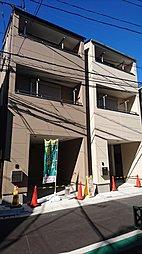 ヘーベルパワーボード&耐震等級3 プランドール東尾久6 全2棟 (ラストB号棟)の外観