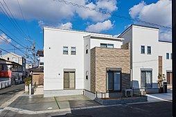 浜松駅北 全6棟デザイナーズハウスの外観